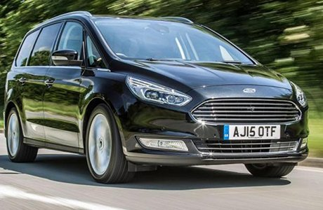 Ford Galaxy Shortlease