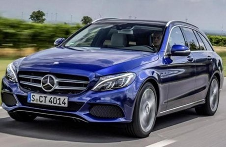 Mercedes C 350 - Estate PHEV (7% bijtelling)  Shortlease