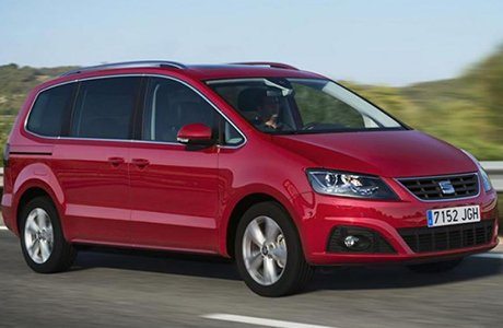 Seat Alhambra Shortlease