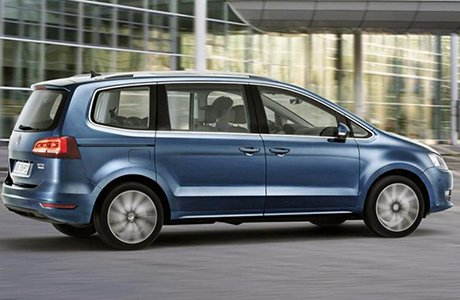 Volkswagen Sharan Shortlease