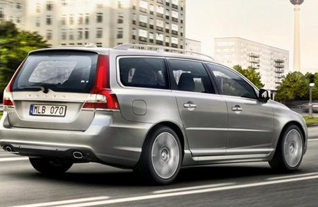 Volvo V70 Shortlease