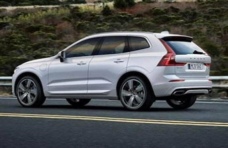 Volvo XC60 Shortlease