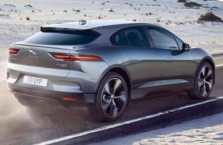 Jaguar I-Pace Shortlease