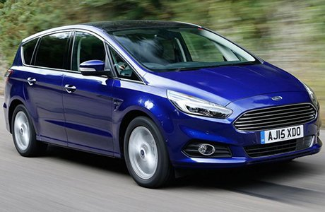Ford S-Max Shortlease