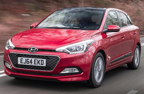 Hyundai i20 Shortlease