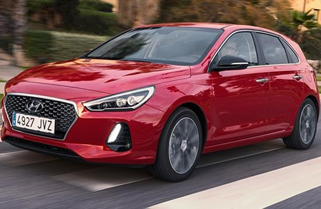 Hyundai i30 Shortlease