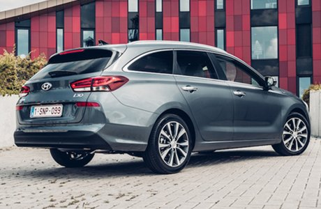 Hyundai i30 Wagon Shortlease
