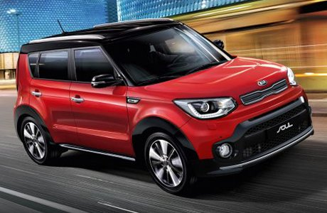 KIA Soul Shortlease