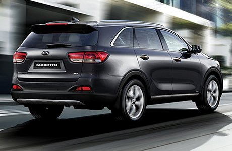 KIA Sorento Shortlease