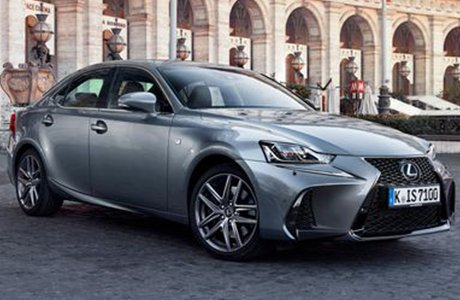 Lexus IS 300 Hybrid Shortlease