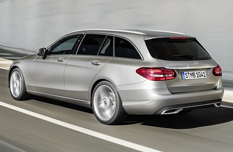 Mercedes C-Estate Shortlease