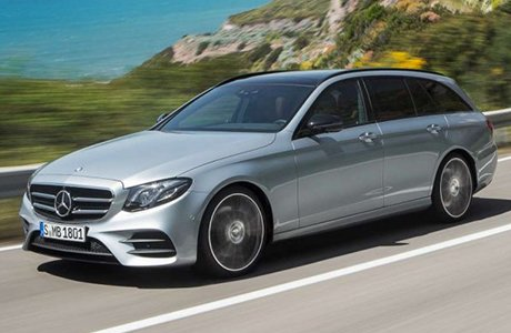 Mercedes E-Estate Shortlease