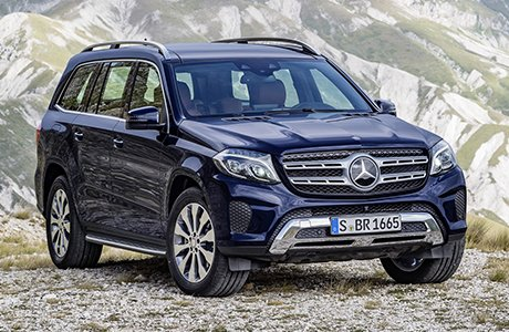 Mercedes GL-Klasse Shortlease