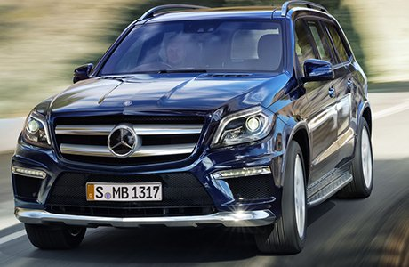 Mercedes GLK-Klasse Shortlease