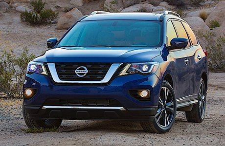 Nissan Pathfinder Shortlease