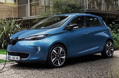 Renault ZOE Shortlease