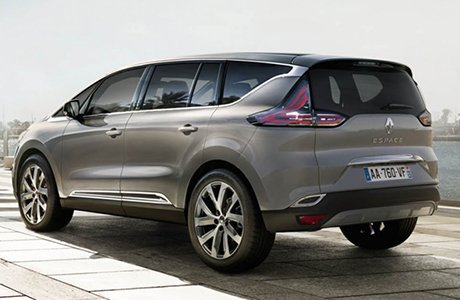 Renault Grand Espace Shortlease