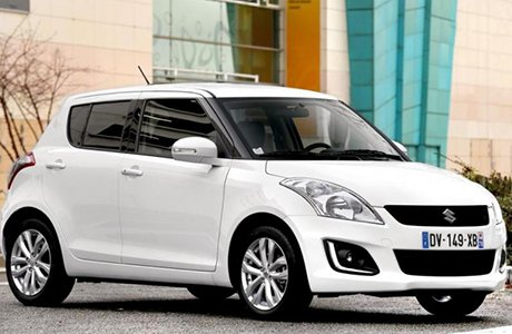 Suzuki Swift Shortlease