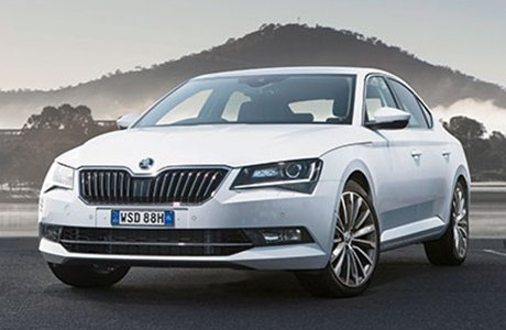 Skoda Superb Shortlease