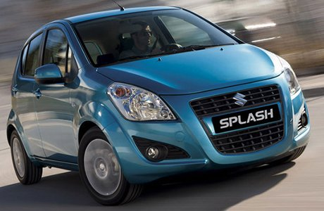 Suzuki Splash Shortlease