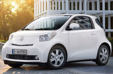 Toyota IQ Shortlease