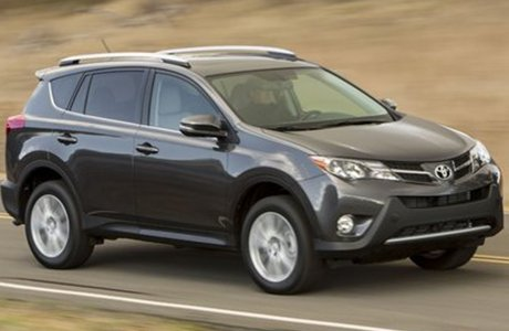 Toyota RAV4 Shortlease