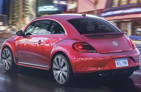 Volkswagen Beetle Shortlease