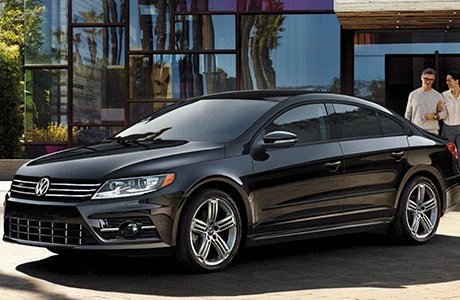 Volkswagen CC Shortlease