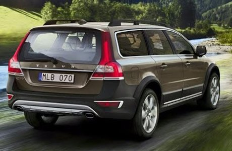 Volvo XC70 Shortlease