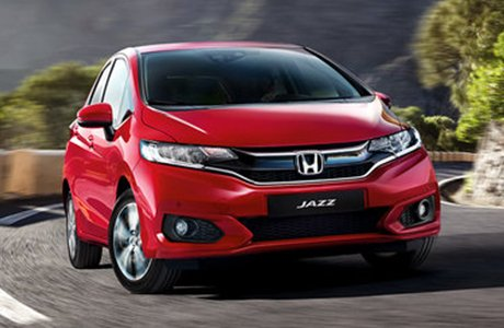 Honda Jazz Shortlease