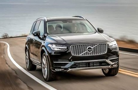 Volvo XC90 Shortlease