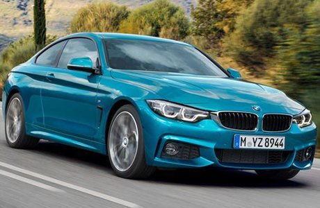 BMW 4 serie Shortlease