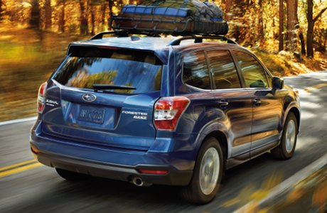 Subaru Forester Shortlease