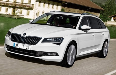 Skoda Superb Combi Shortlease