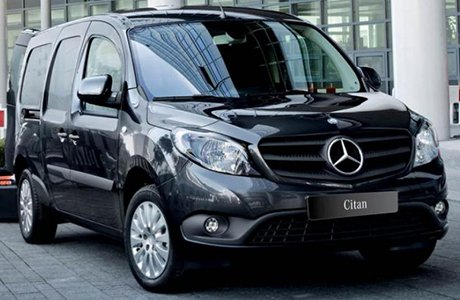 Mercedes Citan Shortlease