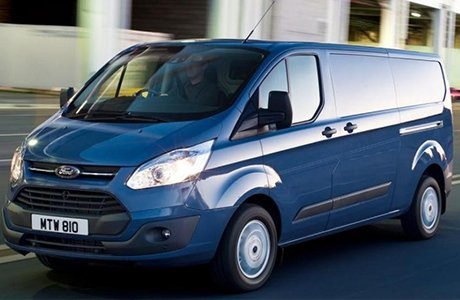 Ford Transit Custom Shortlease