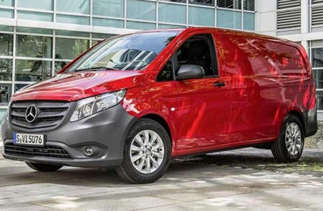 Mercedes Vito Shortlease