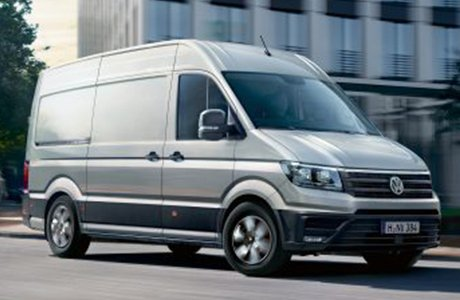 Volkswagen Crafter Shortlease