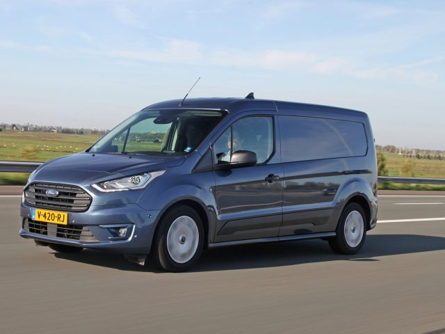 Ford Transit Connect Shortlease