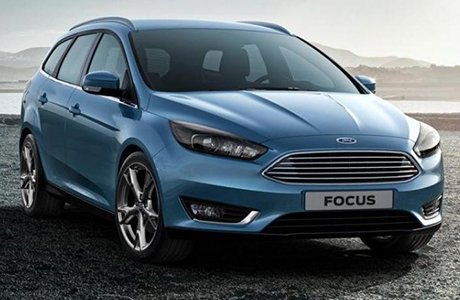 Ford Focus Wagon Shortlease