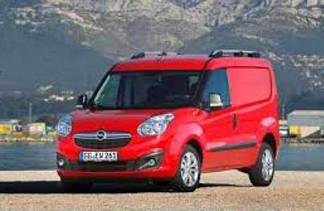 Opel Combo Shortlease