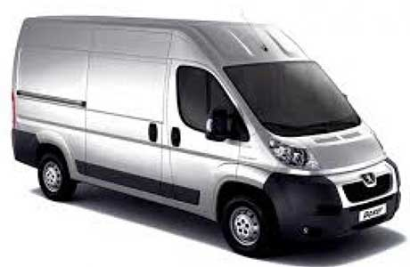 Peugeot Boxer Shortlease
