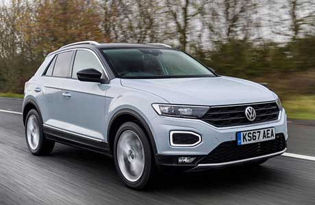 Volkswagen T-Roc Shortlease