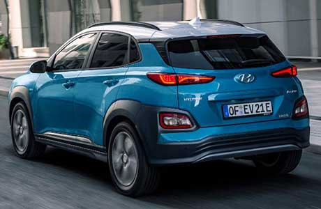 Hyundai KONA Electric Shortlease