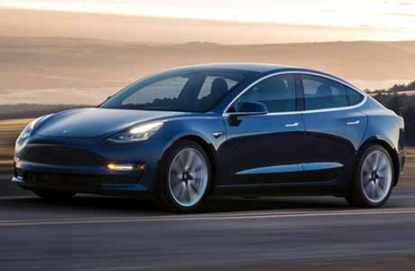 Tesla Model 3 Shortlease