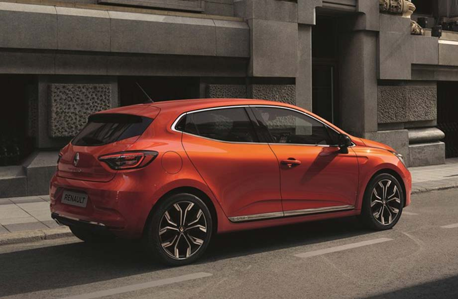 Renault New Clio Shortlease