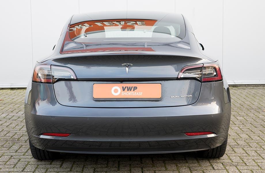 Lease nu de Tesla Model 3 Long Range bij VWP Shortlease