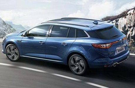 Renault Megane Estate Shortlease