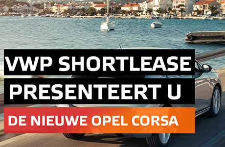 Opel New Corsa Shortlease