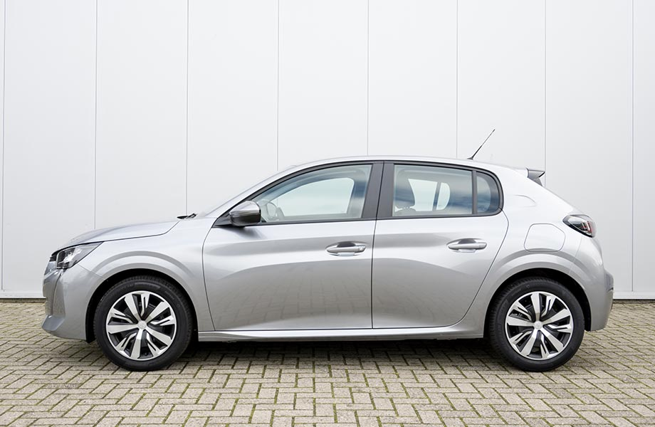 Peugeot New 208 Shortlease